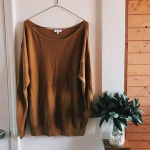 BP (Nordstrom) Mustard Sweater